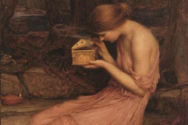 Кто такая Пандора, что это за ящик и какие смыслы скрываются за этим... удивительная легенда!