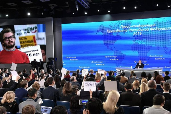 Владимир Владимирович Путин пойдет на выборы - 2018 как самовыдвиженец
