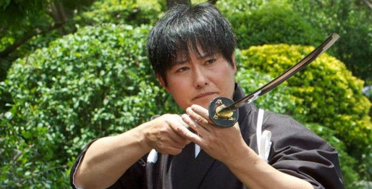 Самый быстрый мастер меча — Иайдо