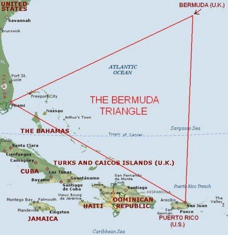 Правда о Бермудском треугольнике