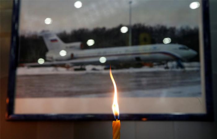 И всё-таки Ту-154 взорвали диверсанты