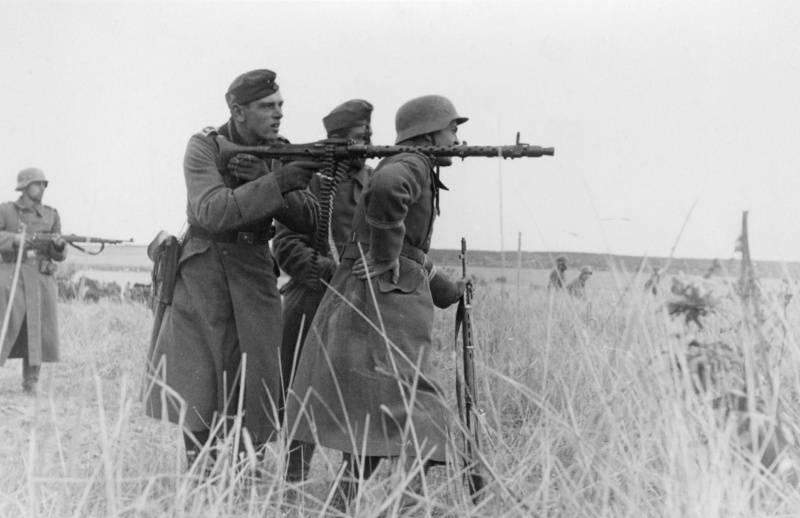 Единые пулемёты Германии