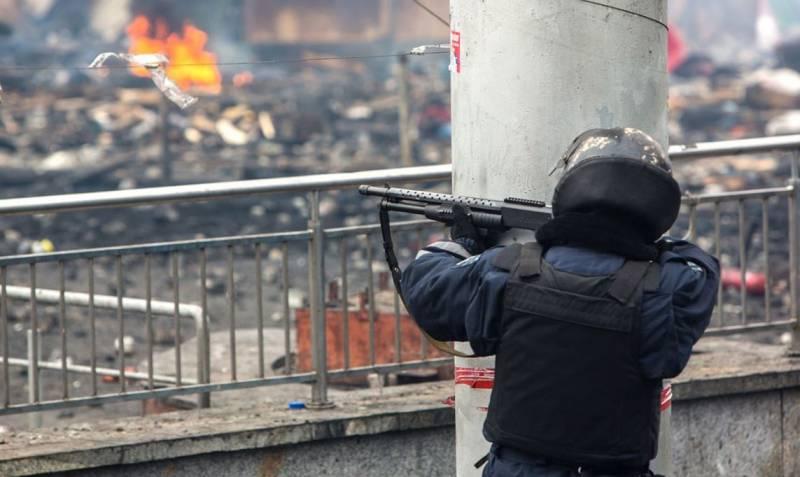Украина. Спрятанная правда. Говорят снайперы майдана