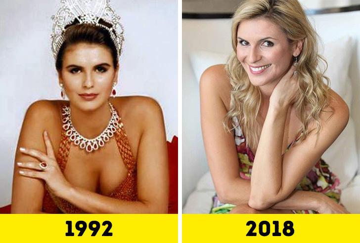 Как выглядят сейчас победительницы конкурса «Мисс Вселенная», красоте которых аплодировал весь мир