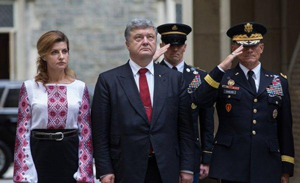 Почему США оставят Порошенко без обеда и «Джавелинов»