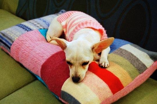 stariesvitera 15 30 легких и приятных идей по утилизации старых свитеров