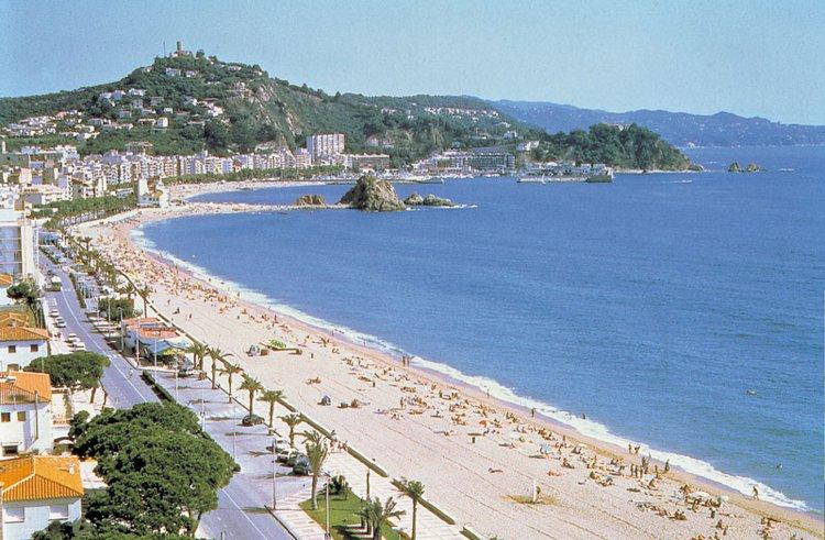 Ситжес - дорогой курорт в Испании