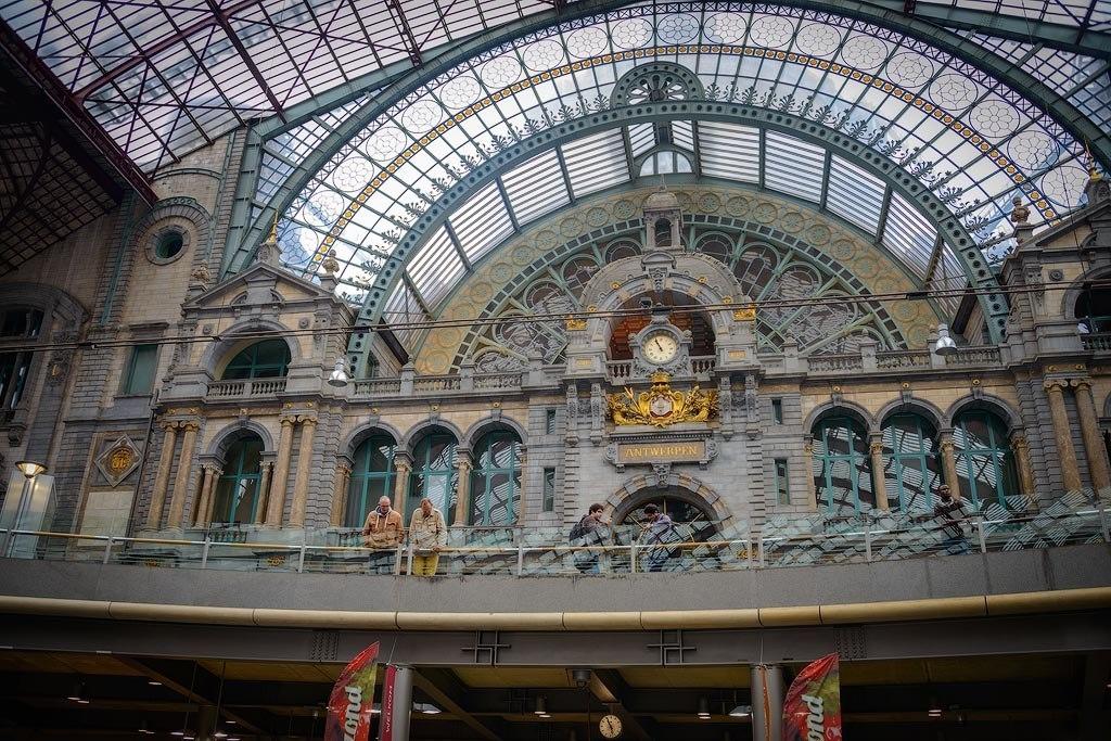 Антверпен - не только алмазы!