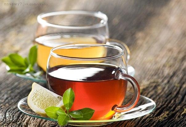 Почему чай иногда лучше не пить? (Re.)