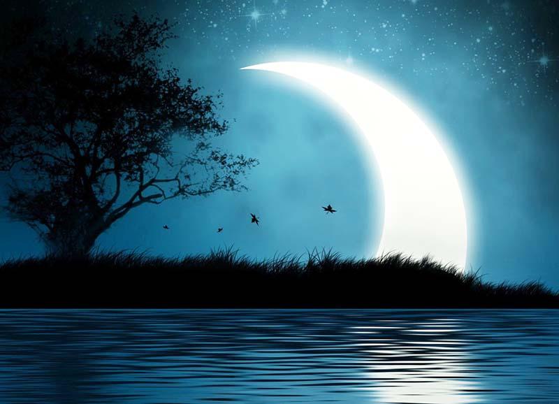 Лунный календарь, лунные дни и фазы луны в январе 2015