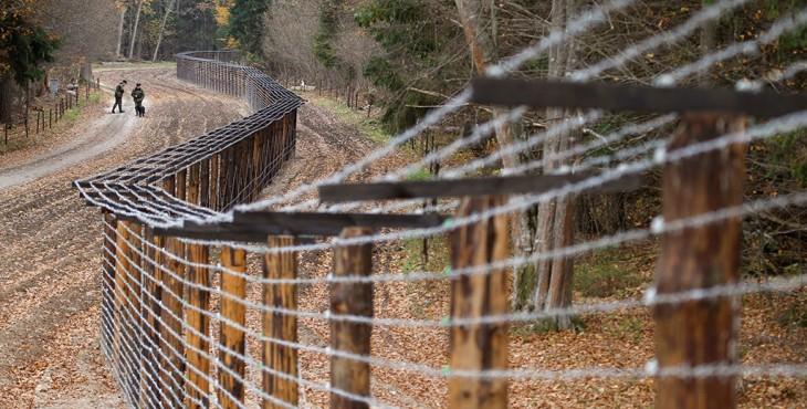 Норвежцы назвали забор на границе с Россией «посмешищем»