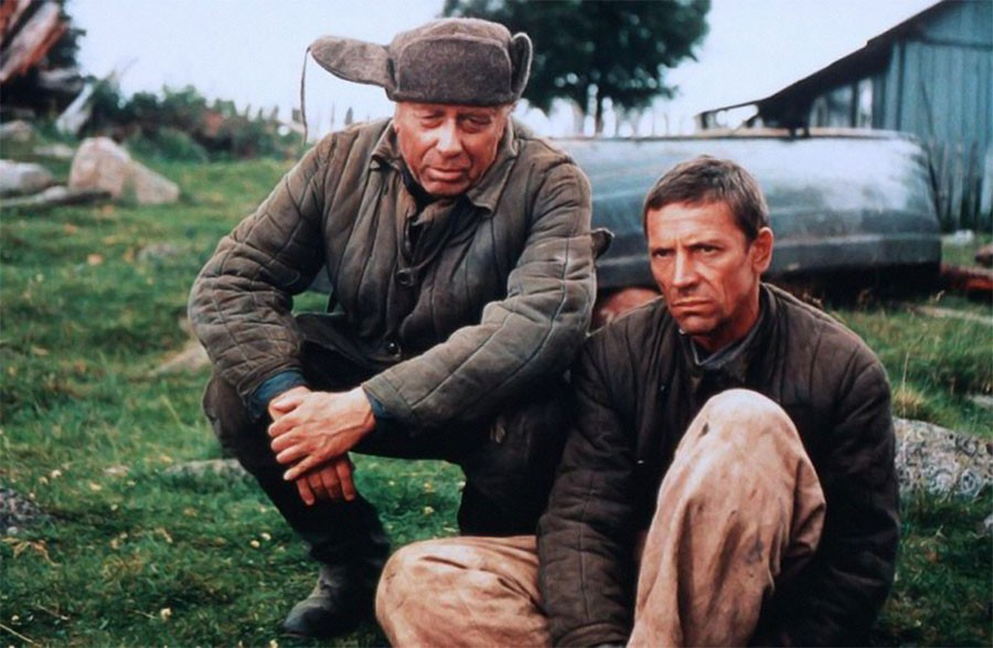 Анатолий Папанов и Валерий П…