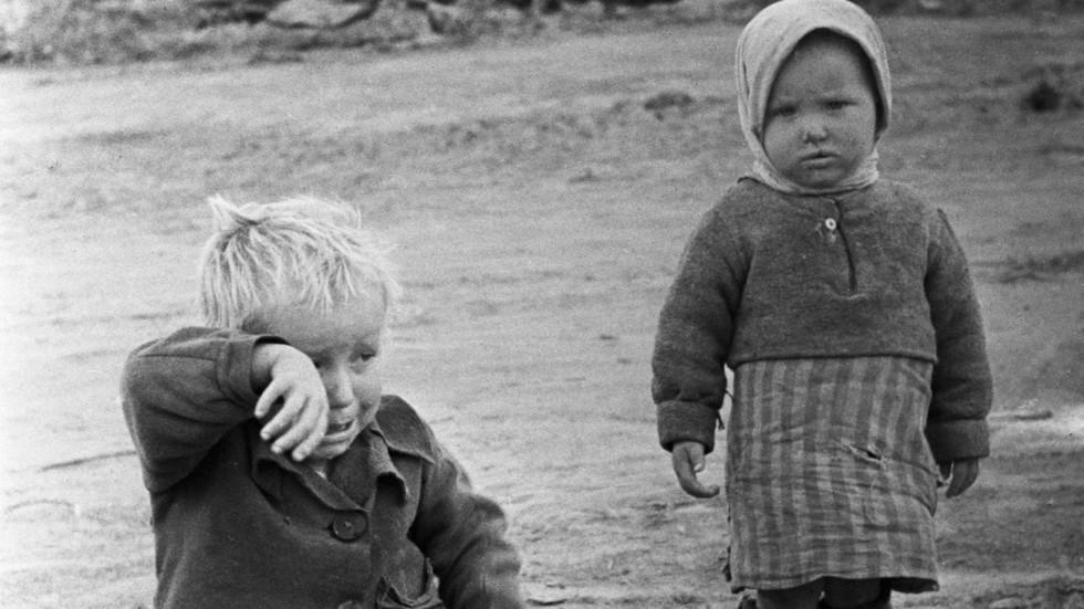 Дети войны: Из концлагеря до…