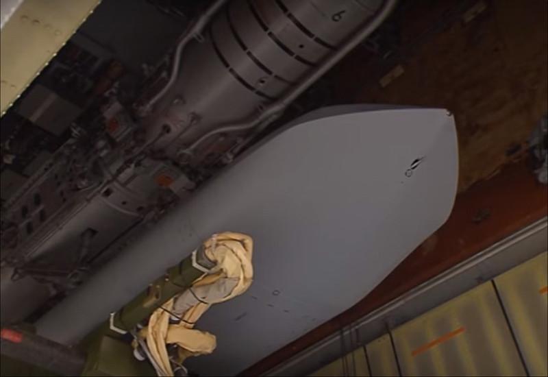 В России разрабатывается авиационная сверхдальняя крылатая ракета