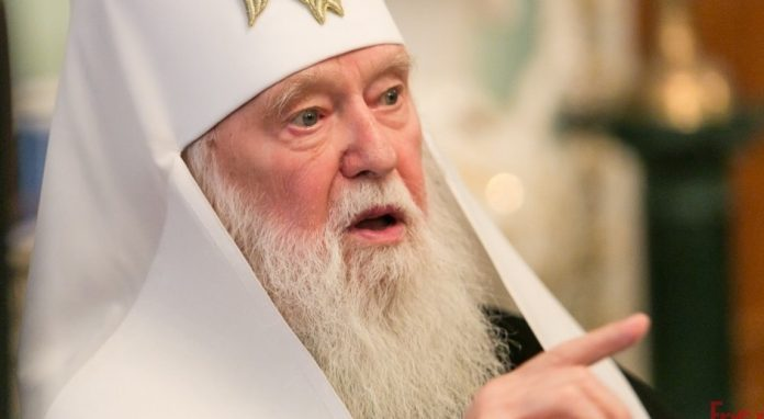 Филарет назвал россиян «брат…