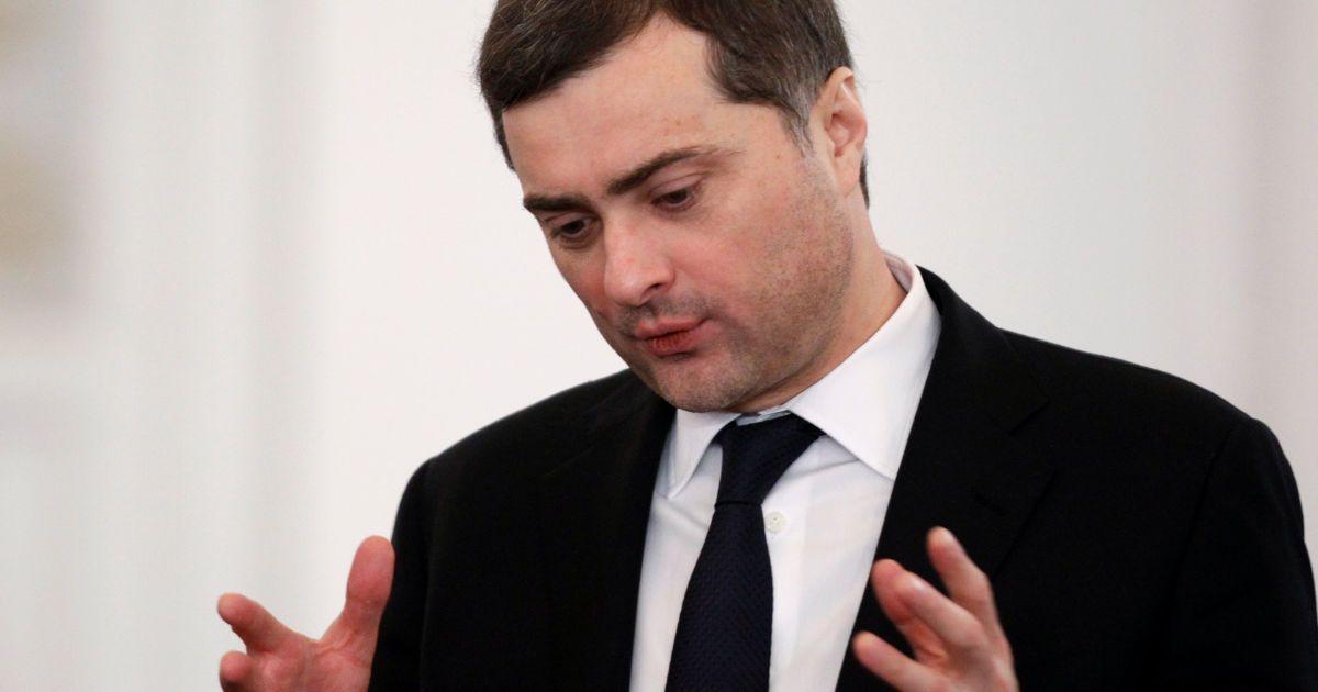 Сурков поздравил защитников Донбасса с праздником и вспомнил о своих годах службы