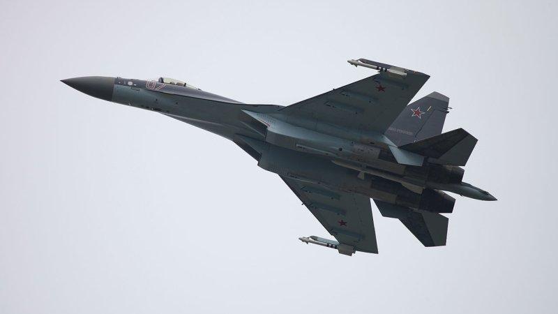 Эксперт оценил значимость истребителей Су-35 для ВКС РФ