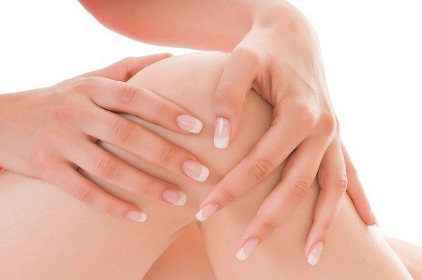 Как ухаживать за кожей локтей и коленей?