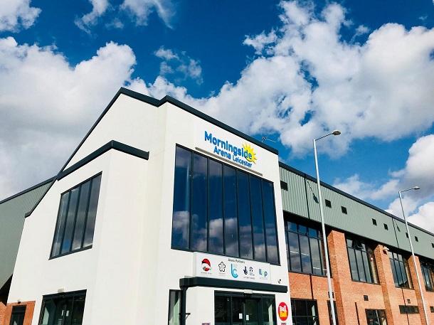 Morningside Arena, Лестер, Англия