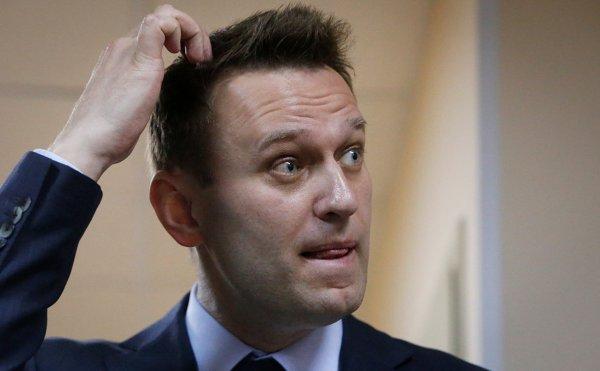 Глава ЦИК напутствовала Навального на выборы фразой «флаг в руки»