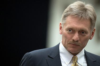 Песков объяснил ответ Москвы на еще не одобренные Трампом санкции Вашингтона