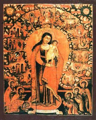 21 сентября 2014 – Рождество Пресвятой Богородицы