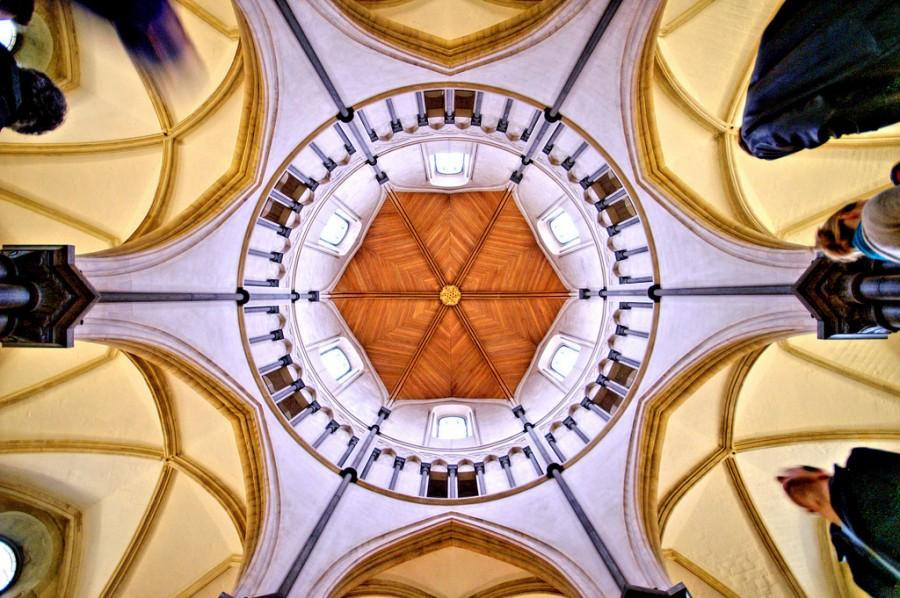 Вечность, запечатленная в куполах храмов и соборов