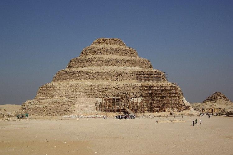 Тайны пирамиды Джосера