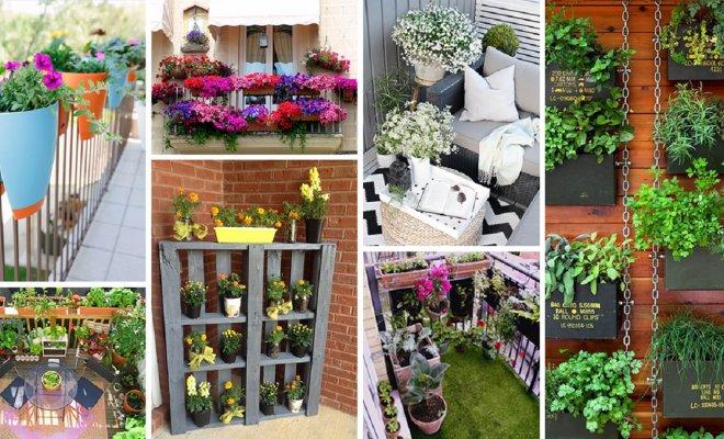 Оригинальные подставки для уличных и комнатных растений