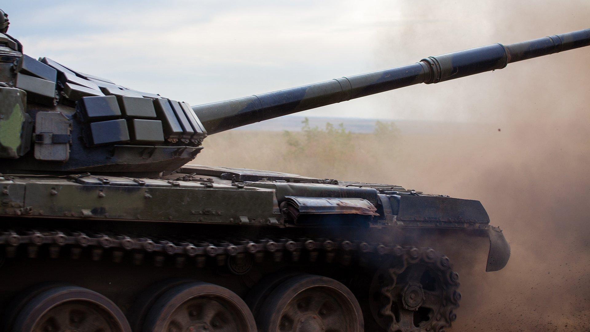 Российские военные обнаружили танк и схрон боеприпасов в сирийской Думе