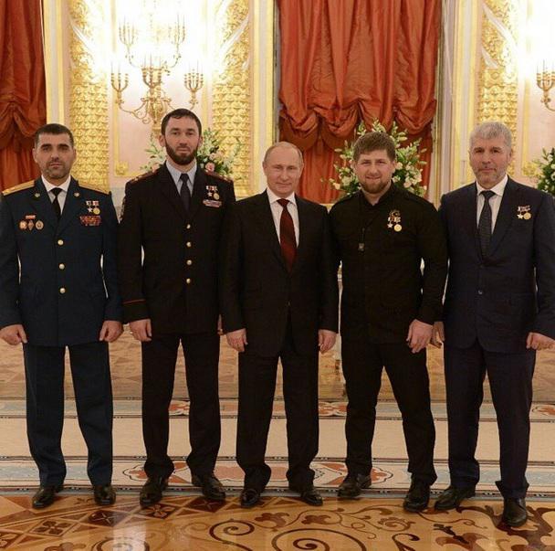 ВИДЕО: Как Рамзан Кадыров «отлиберастил» «Дождь» прямо в Кремле!