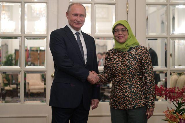 Камень у экватора. Как Путин укрепил «русский мир» в Сингапуре