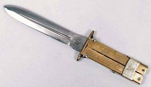 Немецкий нож Pantographic не…