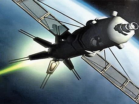 Боевое лазерное оружие может появиться в России через год
