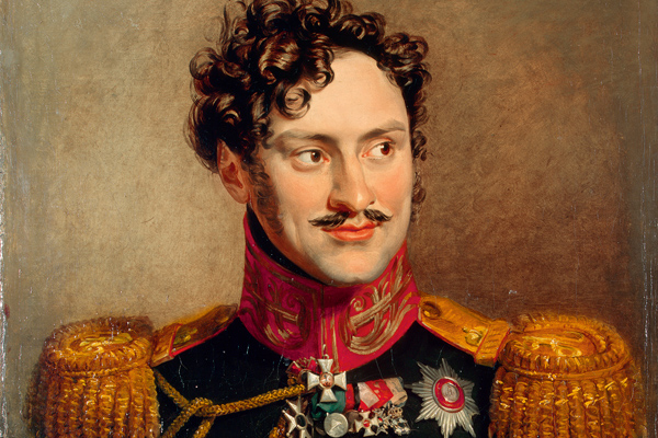 Граф Чернышев. Русский разведчик при Наполеоне.