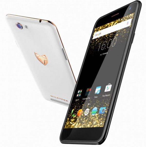 В России вышел смартфон Wileyfox Spark с нестандартной прошивкой