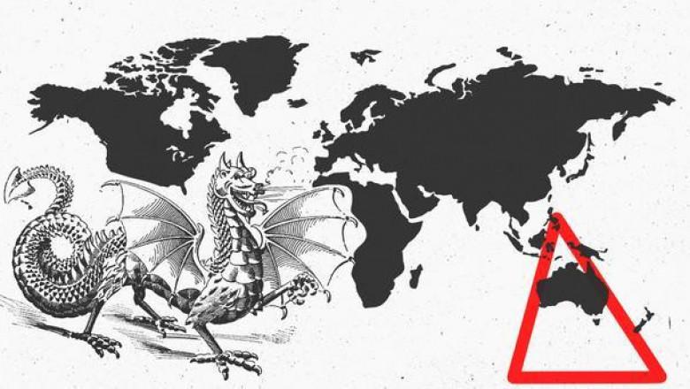 Треугольник дракона, Мохенджо-Даро и еще 6 самых загадочных мест на земле.