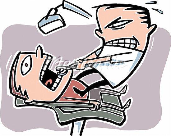 Рассказ стоматолога