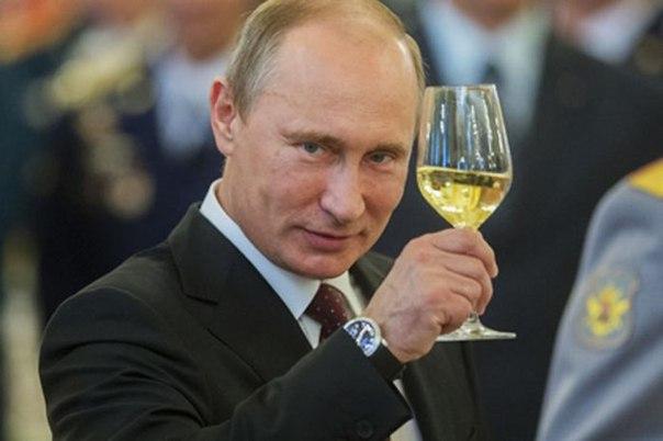 Сегодня день рождения у Владимира Владимировича Путина!...Любимая песня Путина