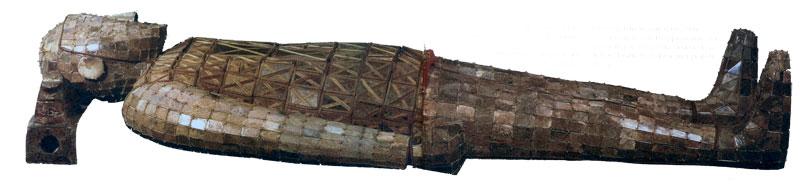 100 великих сокровищ: нефритовые саваны китайских императоров эпохи Хань
