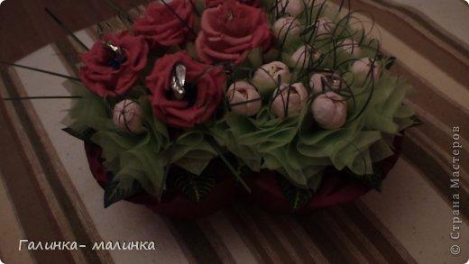 Мастер-класс 8 марта Валентинов день День матери День рождения Свадьба Сердце мини МК Бумага гофрированная Картон гофрированный Кожа фото 3