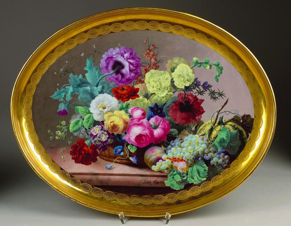 Австрийский художник Джозеф Нигг (1782 -1863)