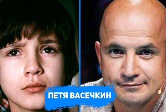 Время не подвластно нам:как изменились любимые дети-актеры советских фильмов