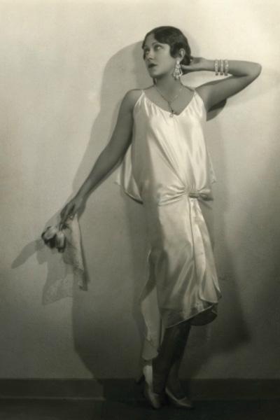 Актриса немого кино Глория Свенсон (Gloria Swanson), 1920-е годы.