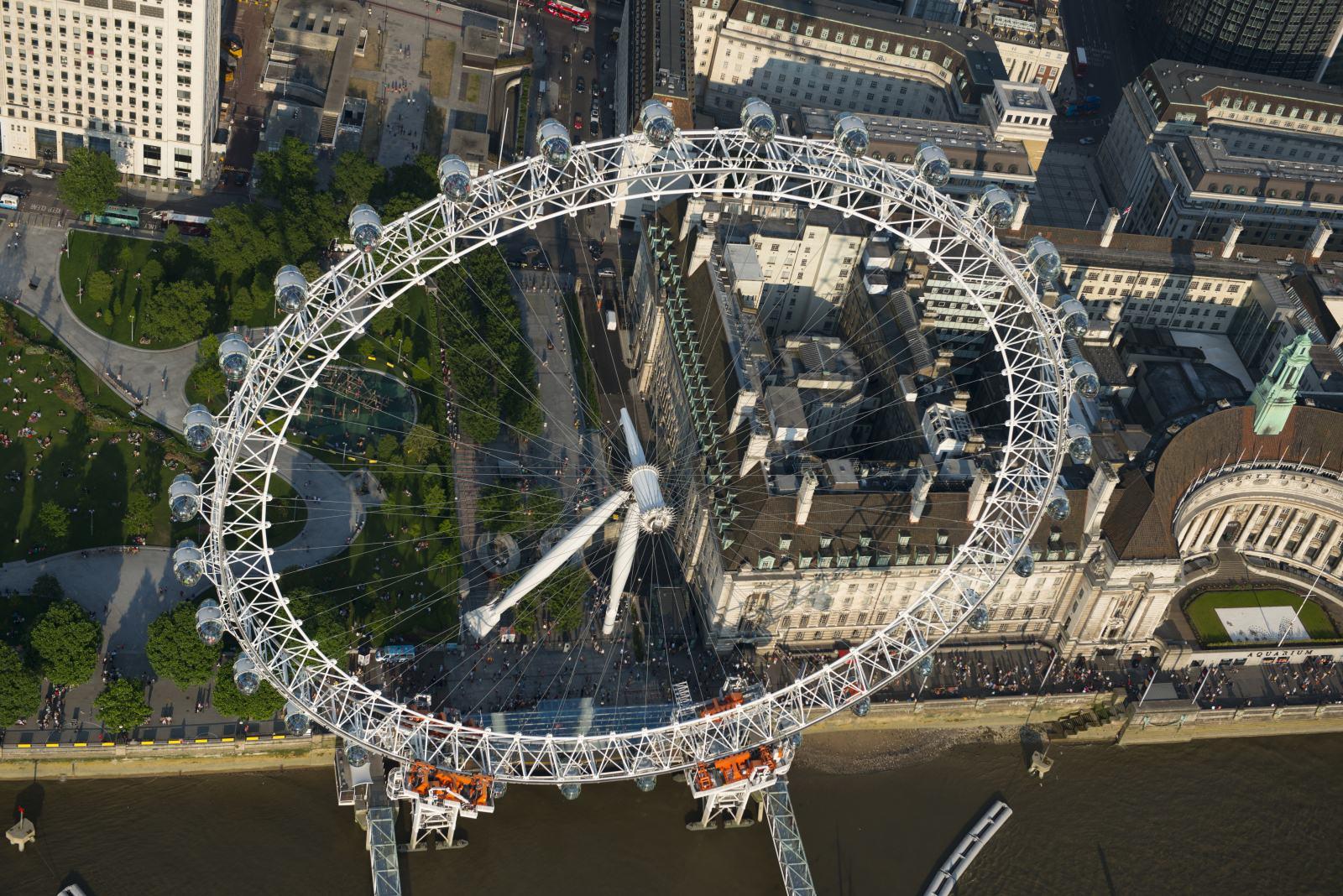 Колесо London Eye
