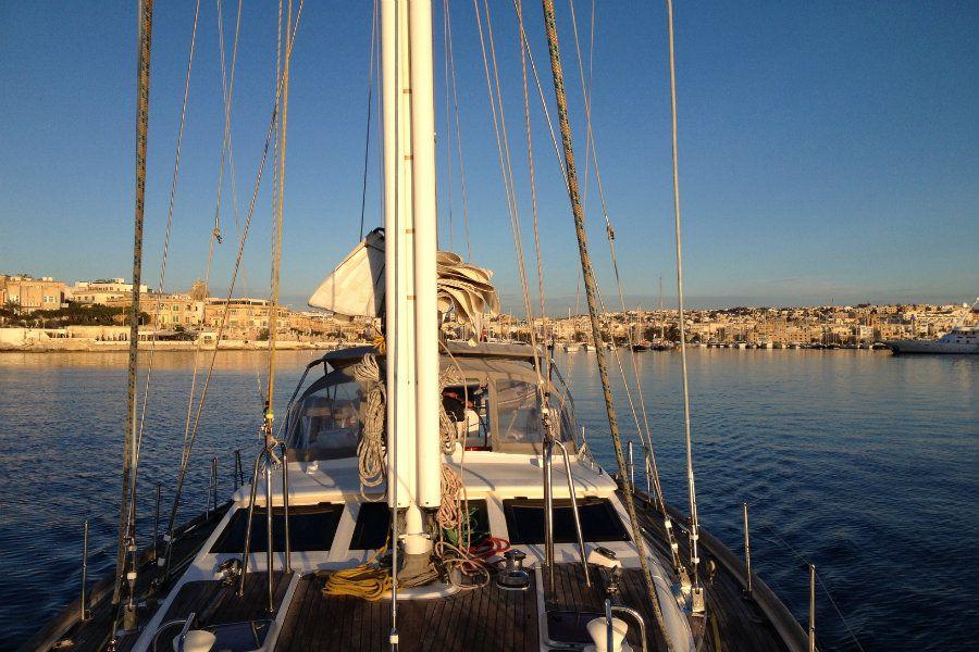Путешествие от Мальты до Сицилии