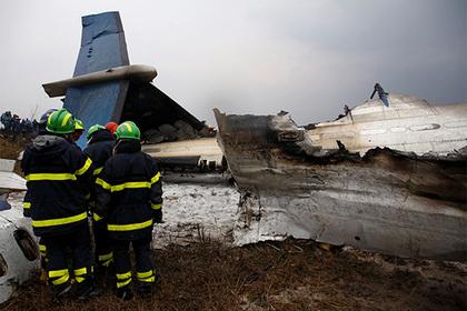 Bombardier DHC-8 Q-400 разби…