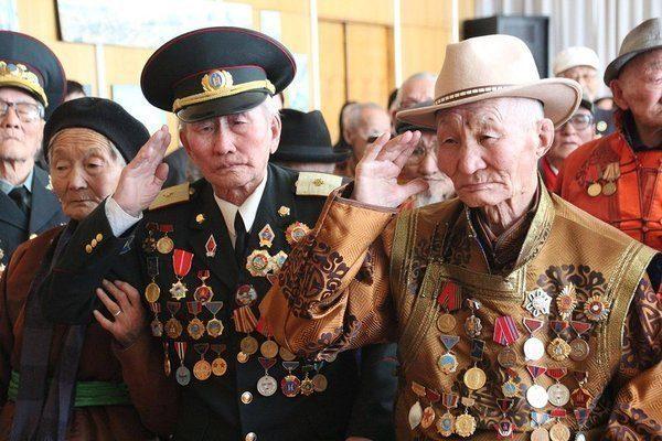 Монголия помогла в ВОВ СССР больше, чем США