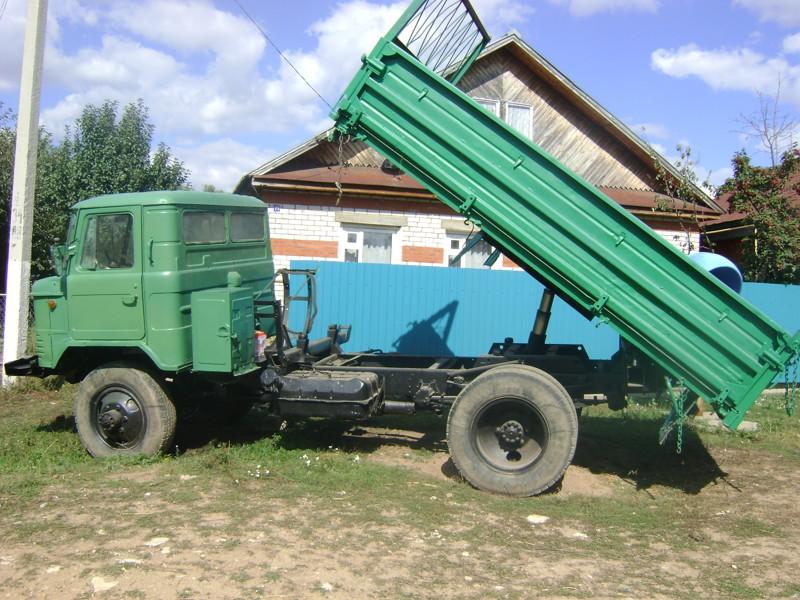 Самосвал на базе ГАЗ 66-40 авто, история, факты