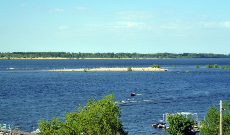 Недозатопленный остров волга, недозатоплен, остров, отдых
